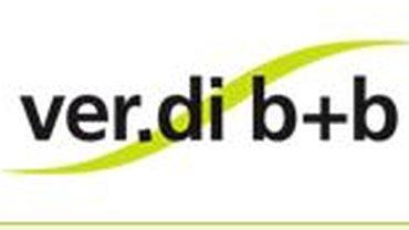 Logo ver.di Bildung + Beratung GmbH