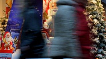 Shoppen ohne Ende auch am Heiligabend?
