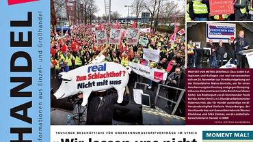 Cover Handel Magazin 03/2018