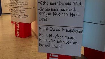 Einzelhandel Hamburg - 1. Verhandlung