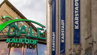 Galeria Karstadt Kaufhof Collage Logo