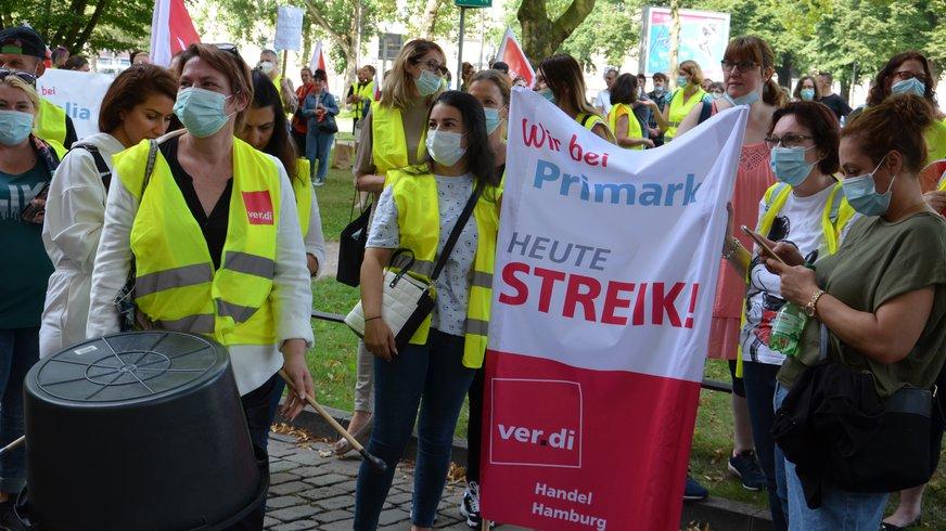 Streiks, August 2021
